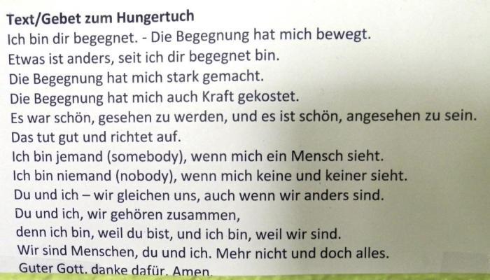 Hungertuch
