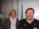 Frau Brocke und Herr Stickeler