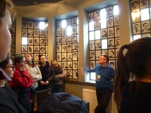 Besuch der Schindlerfabrik in Krakau